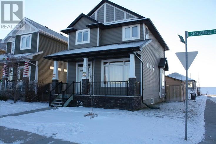 602 Stonebridge CMN - Saskatoon House for sale, 3 Bedrooms (SK754708)