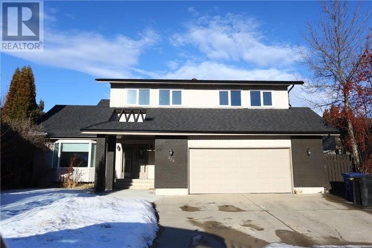 315 Lakeshore CT - Saskatoon House for sale, 4 Bedrooms (SK755270)