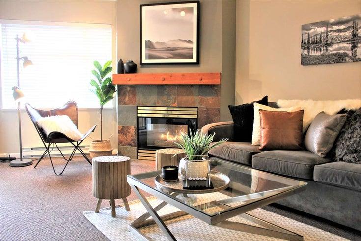 322 4360 LORIMER ROAD - Whistler Village Apartment/Condo for sale, 1 Bedroom (R2417263)