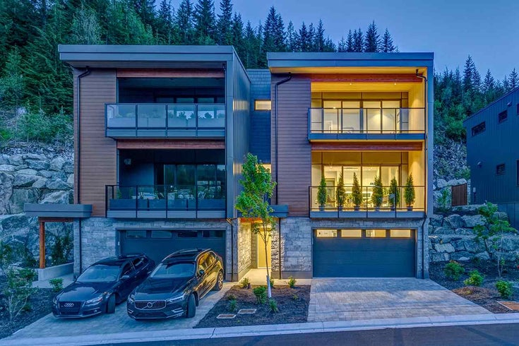 6 1350 CLOUDBURST DRIVE - Cheakamus Crossing 1/2 Duplex for sale, 3 Bedrooms (R2458882)