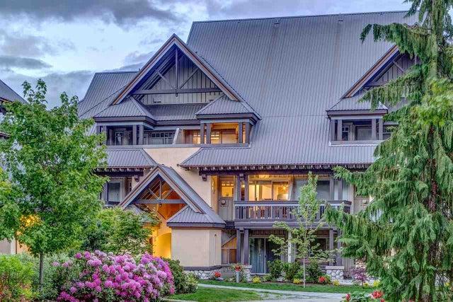 78 4335 NORTHLANDS BOULEVARD - Whistler Village Townhouse for sale, 2 Bedrooms (R2463621)