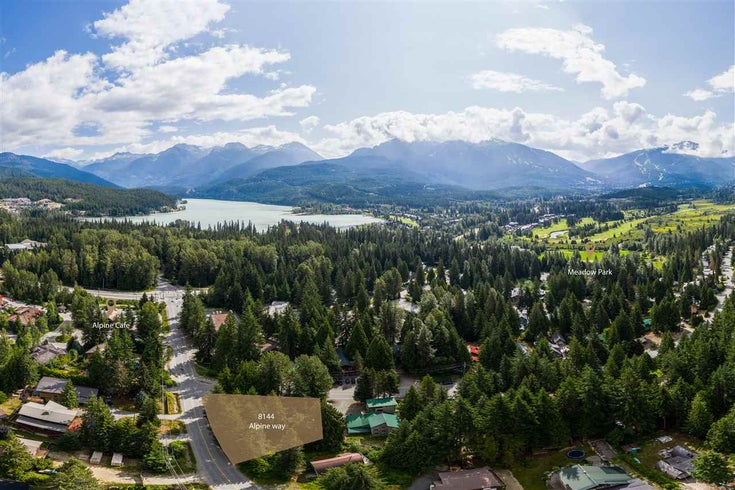 8144 ALPINE WAY - Alpine Meadows House/Single Family for sale, 3 Bedrooms (R2488054)