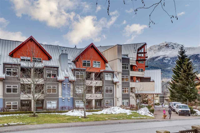 302 2050 LAKE PLACID ROAD - Whistler Creek Apartment/Condo for sale, 2 Bedrooms (R2521917)