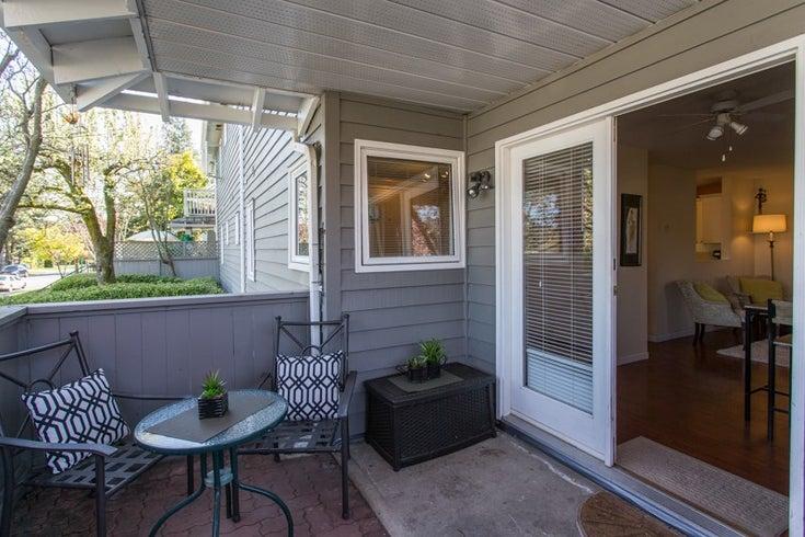 105 1528 BOWSER AVENUE - Norgate Apartment/Condo for sale, 2 Bedrooms (R2289532)