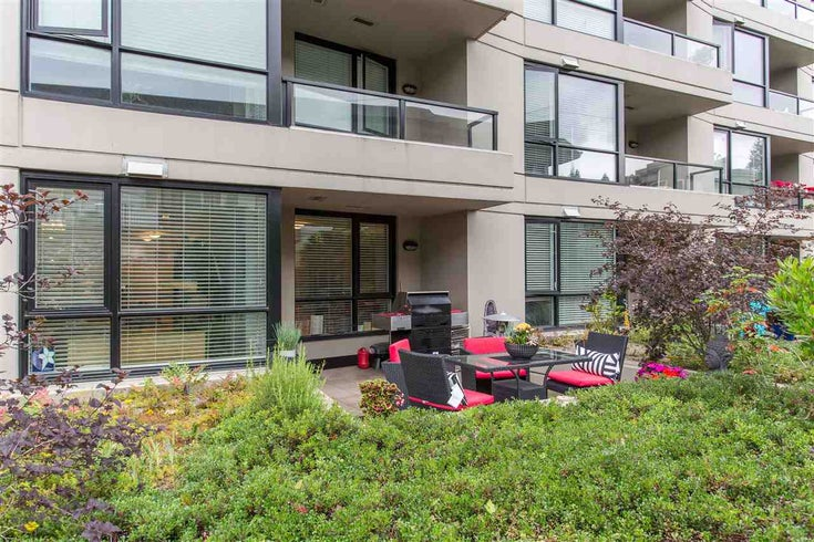 300 160 W 3RD STREET - Lower Lonsdale Apartment/Condo for sale, 1 Bedroom (R2399108)