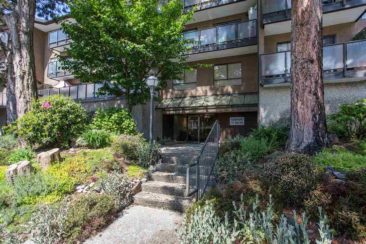 327 210 W 2ND STREET - Lower Lonsdale Apartment/Condo for sale, 2 Bedrooms (R2457284)