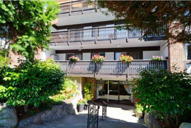 307-1610 Chesterfield Ave. - Lower Lonsdale Apartment/Condo for sale, 1 Bedroom (R2096550)