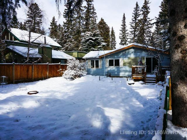802 2A STREET  - South Canmore Detached for sale(AW52160)