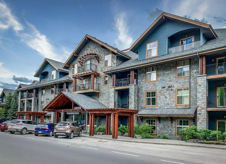 202, 1818 Mountain  Avenue - Bow Valley Trail Apartment for sale, 2 Bedrooms (A1080390)