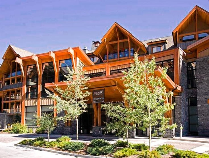 118, 187  Kananaskis Way - Bow Valley Trail Apartment for sale, 2 Bedrooms (A1093068)