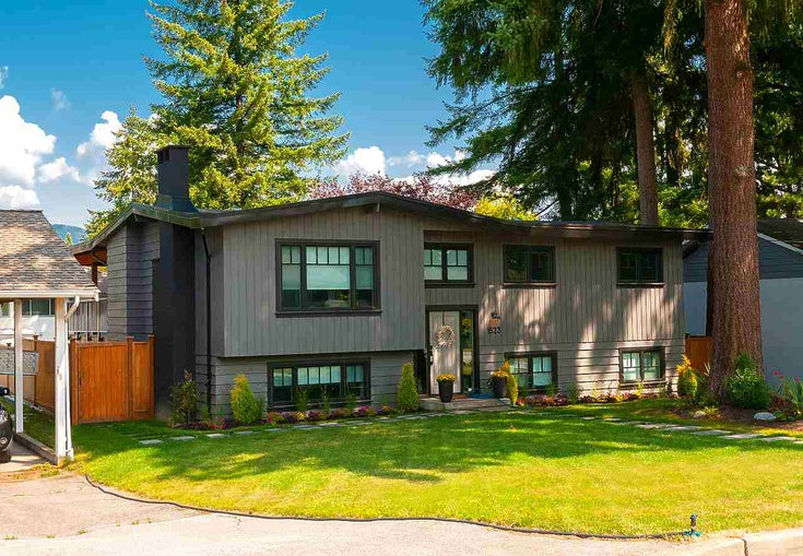1523 MILFORD AVENUE - Central Coquitlam House/Single Family for sale, 5 Bedrooms (R2399020)