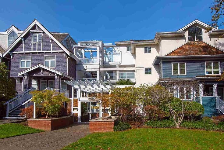 212 2175 W 3RD AVENUE - Kitsilano Apartment/Condo for sale, 1 Bedroom (R2456551)