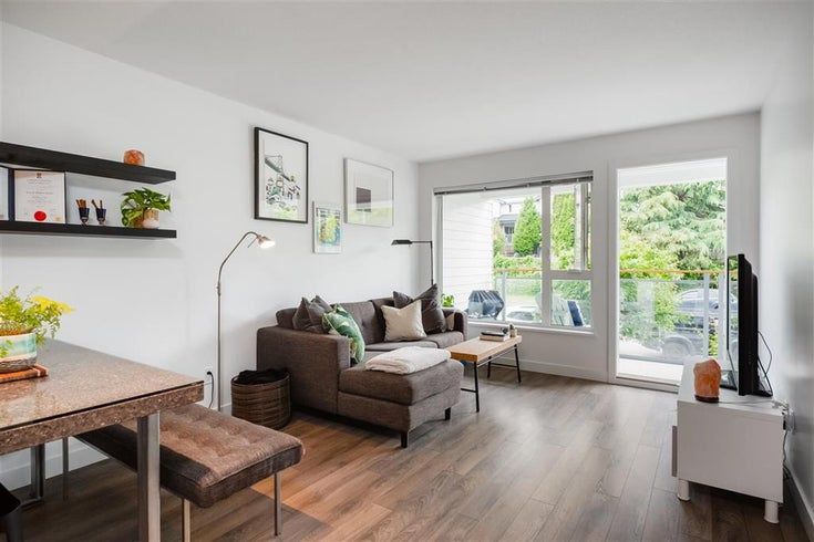 214 - 221 3RD AVENUE EAST - Lower Lonsdale Apartment/Condo for sale, 1 Bedroom (R2470587)