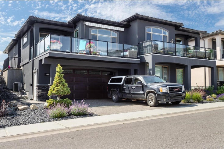 1691 Lake Vista Road - Kelowna House/Single Family for sale(10210438)