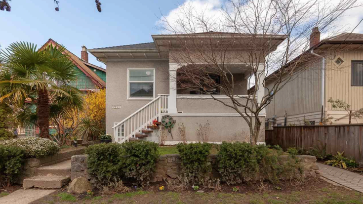 1563 Grant Street - Grandview Woodland House/Single Family for sale, 3 Bedrooms