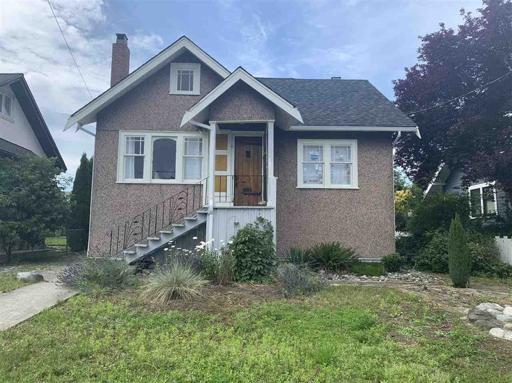 1111 DUBLIN STREET - West End NW House/Single Family for sale, 4 Bedrooms (R2474648)
