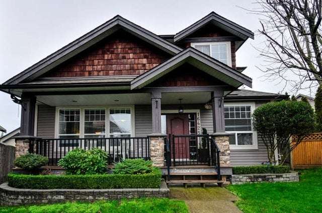 16425 59A Ave. Cloverdale, BC - Cloverdale BC House/Single Family for sale, 6 Bedrooms (R2035075)