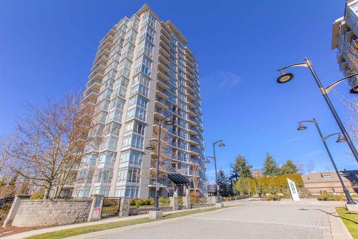 506 555 DELESTRE AVENUE - Coquitlam West Apartment/Condo for sale, 2 Bedrooms (R2345898)
