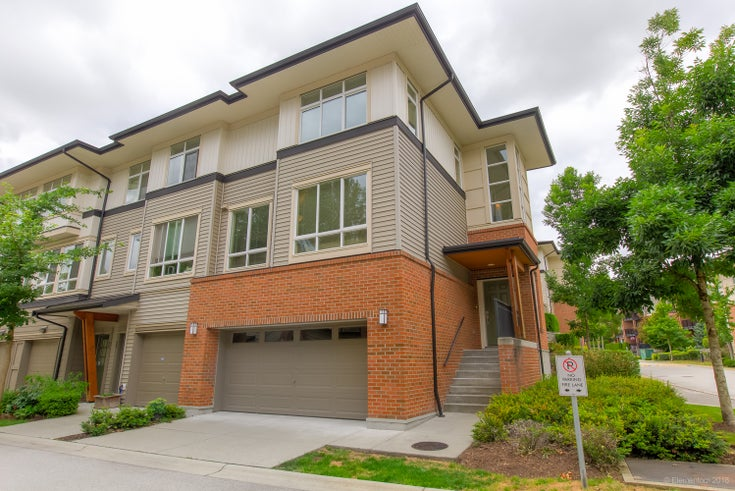 54 1125 KENSAL PLACE - New Horizons Townhouse for sale, 4 Bedrooms (R2385734)