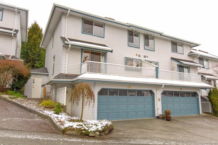 43 1355 CITADEL DRIVE - Citadel PQ Townhouse for sale, 3 Bedrooms (R2428486)
