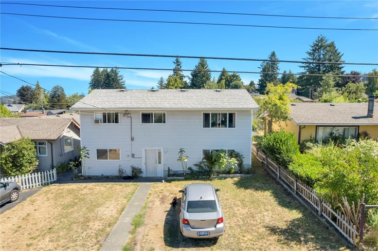 927 GREENWOOD St - CR Campbell River Central Single Family Detached for sale, 4 Bedrooms (884242)
