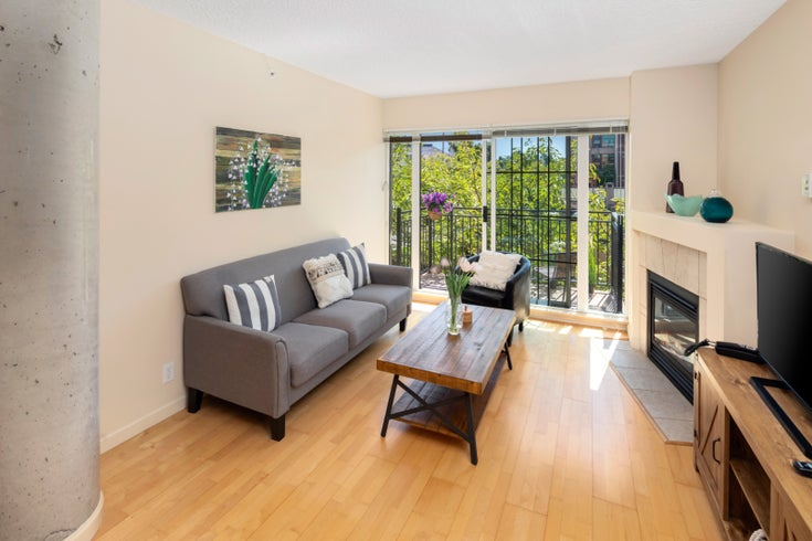 206 827 Fairfield Rd - Vi Downtown Condo Apartment for sale, 2 Bedrooms (414145)