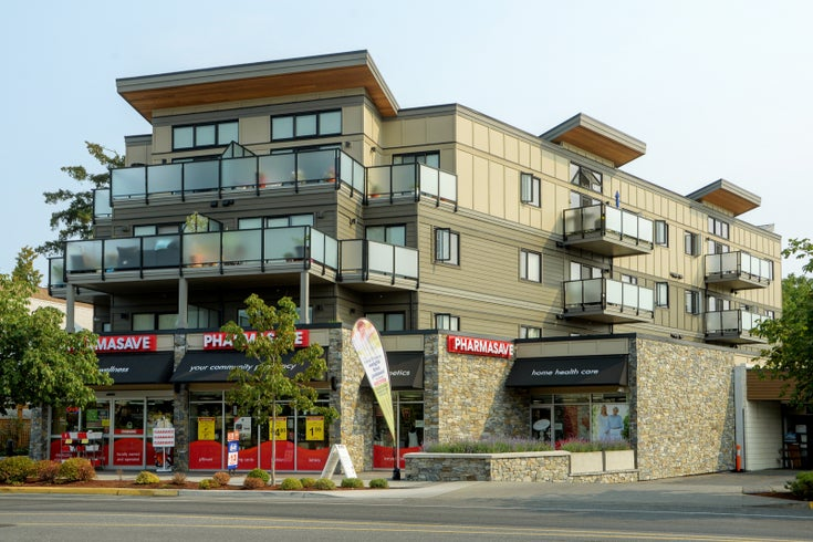 203 7111 West Saanich Rd - CS Brentwood Bay Condo Apartment for sale, 1 Bedroom (413443)