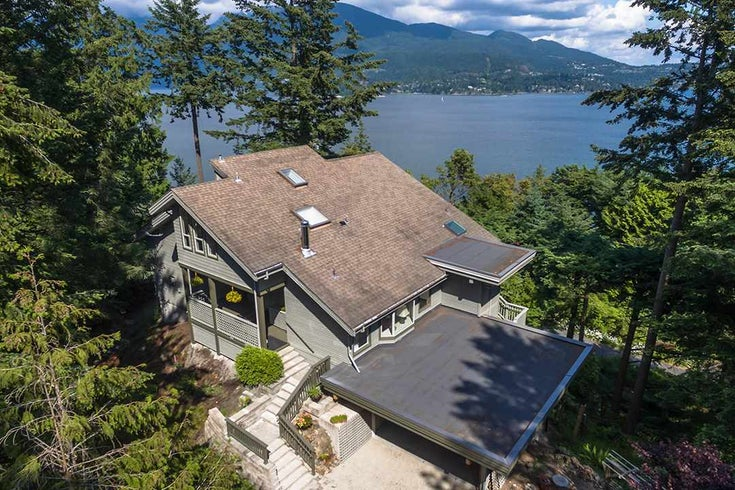 648 CLIFF ROAD - Bowen Island House/Single Family for sale, 3 Bedrooms (R2463326)