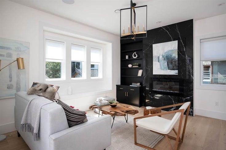 2222 E 10TH AVENUE - Grandview Woodland 1/2 Duplex for sale, 4 Bedrooms (R2401558)