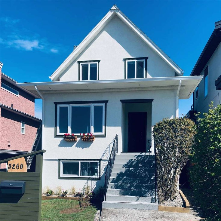 5260 INVERNESS STREET - Knight House/Single Family for sale, 3 Bedrooms (R2452230)
