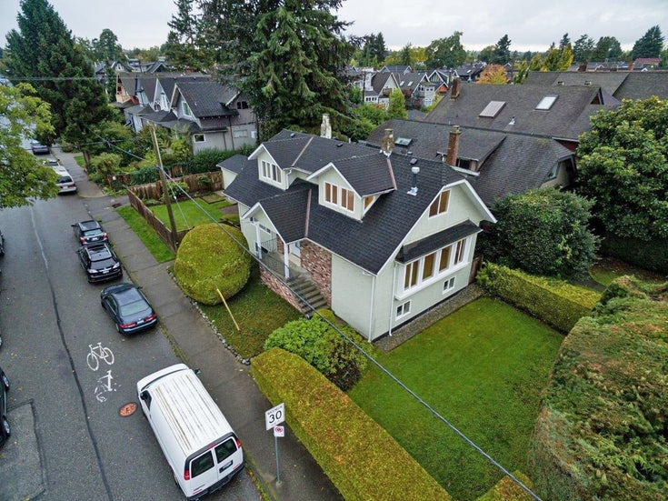 3106 POINT GREY ROAD - Kitsilano House/Single Family for sale, 4 Bedrooms (R2623496)