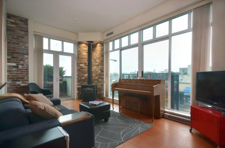 109 2515 Ontario Street - Mount Pleasant VW Apartment/Condo for sale(V988354)