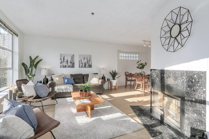 407 1705 Nelson Street - West End VW Apartment/Condo for sale(R2227303)
