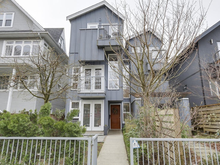 510 E 7th Avenue - Mount Pleasant VE Townhouse for sale(V1064952)