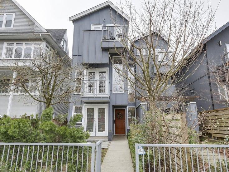 510 E 7th Avenue - Mount Pleasant VE Townhouse for sale(R2153762)