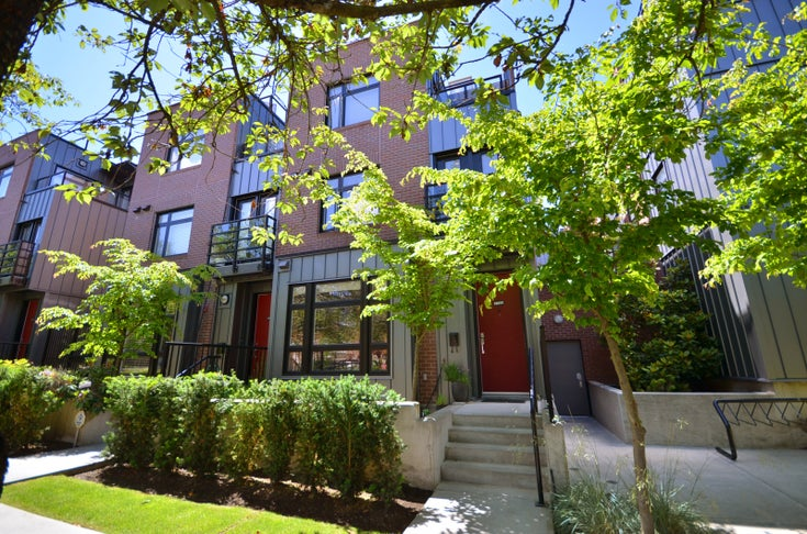 2705 Guelph Street - Mount Pleasant VE Townhouse for sale(V1012853)