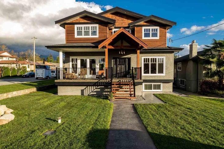 1662 Sutherland Avenue - Boulevard House/Single Family for sale(R2133773)