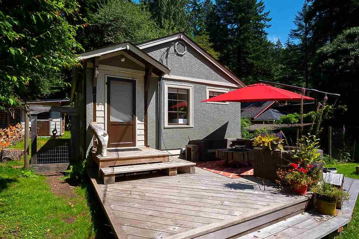 1134 Miller Road - Bowen Island House/Single Family for sale, 2 Bedrooms (R2540247)