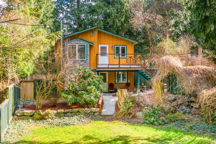 1313 Oceanview Road - Bowen Island House/Single Family for sale, 4 Bedrooms (R2550581)