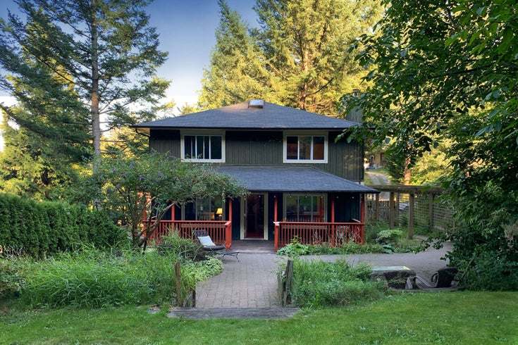 1285 Scarborough Road - Bowen Island House/Single Family for sale, 4 Bedrooms (R2518535)