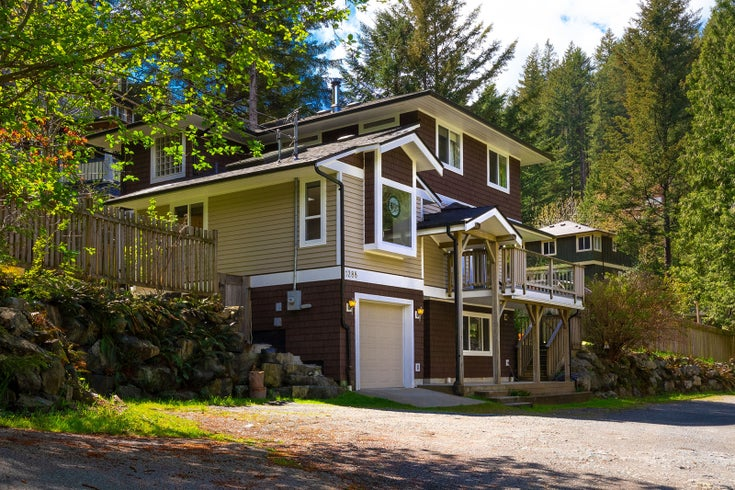 1288 Eaglecliff Road - Bowen Island House/Single Family for sale, 3 Bedrooms (R2453311)