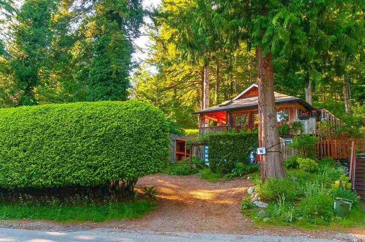 1142 Miller Road - Bowen Island House/Single Family for sale, 4 Bedrooms (R2438391)