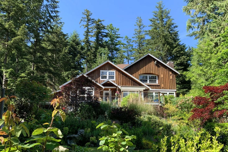 1236 Miller Road - Bowen Island House/Single Family for sale, 3 Bedrooms