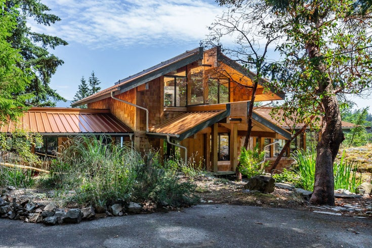 368 Creek Road - Bowen Island House/Single Family for sale, 3 Bedrooms (R2488929)