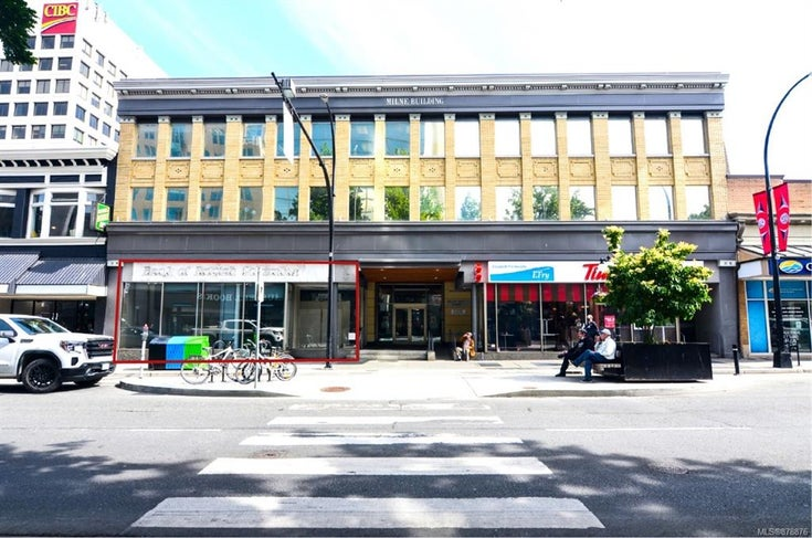 754 Fort St - Victoria COMM for sale(878876)