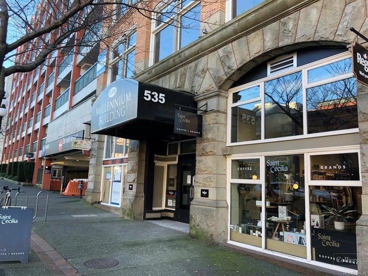 535 Yates St. - Victoria COMM for sale(878623)