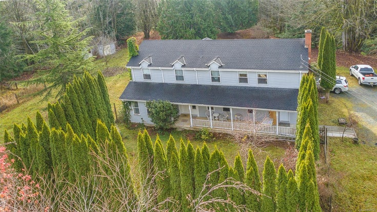 835 Corcan Rd - PQ Qualicum North Single Family Detached for sale, 4 Bedrooms (859743)