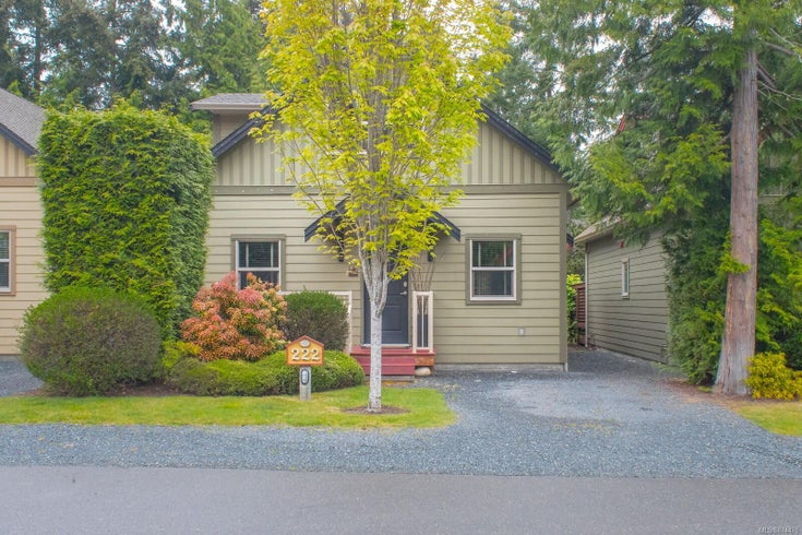 222 1130 Resort Dr - PQ Parksville Row/Townhouse for sale, 2 Bedrooms (874476)