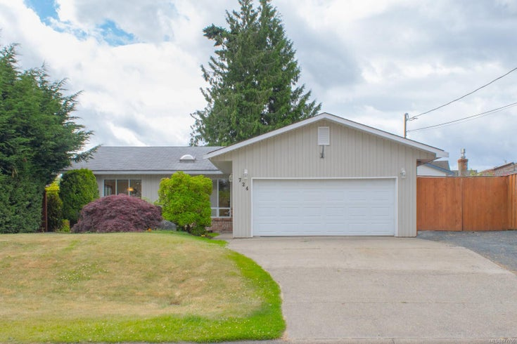 724 Camas Way - PQ Parksville Single Family Detached for sale, 3 Bedrooms (877706)