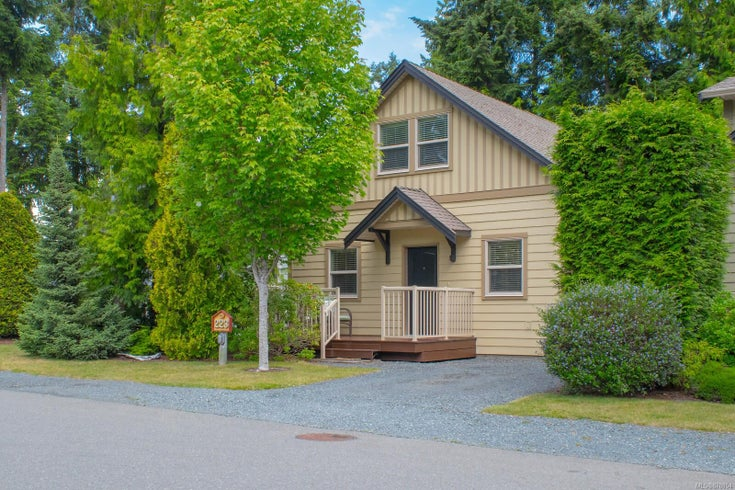 223 1130 Resort Dr - PQ Parksville Row/Townhouse for sale, 2 Bedrooms (878854)